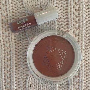 NWT Ofra Blush and Lottie Matte Liquid Lipstick